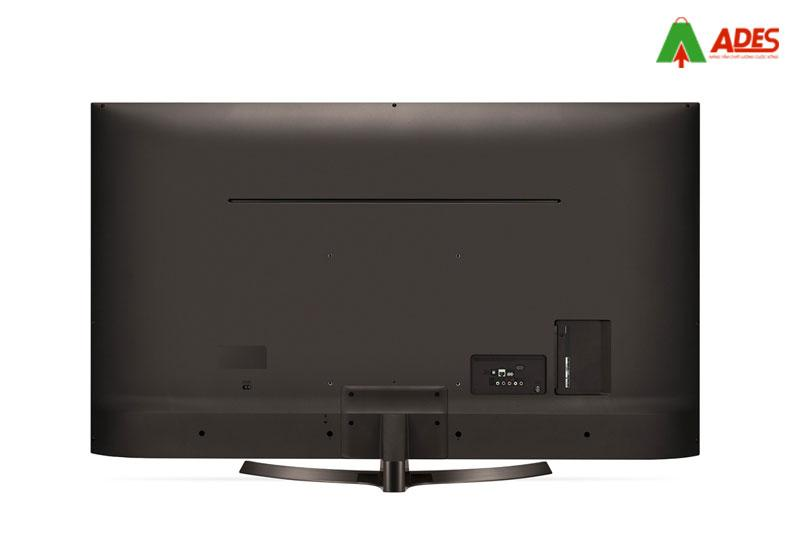 Hinh anh thuc te Smart Tivi LG 43 inch 43UK6340PTF