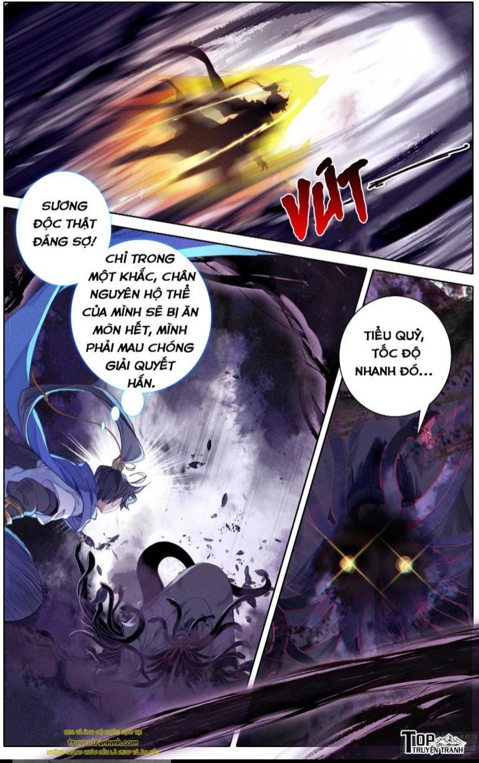 Thương Nguyên Đồ Chapter 44 - Trang 7