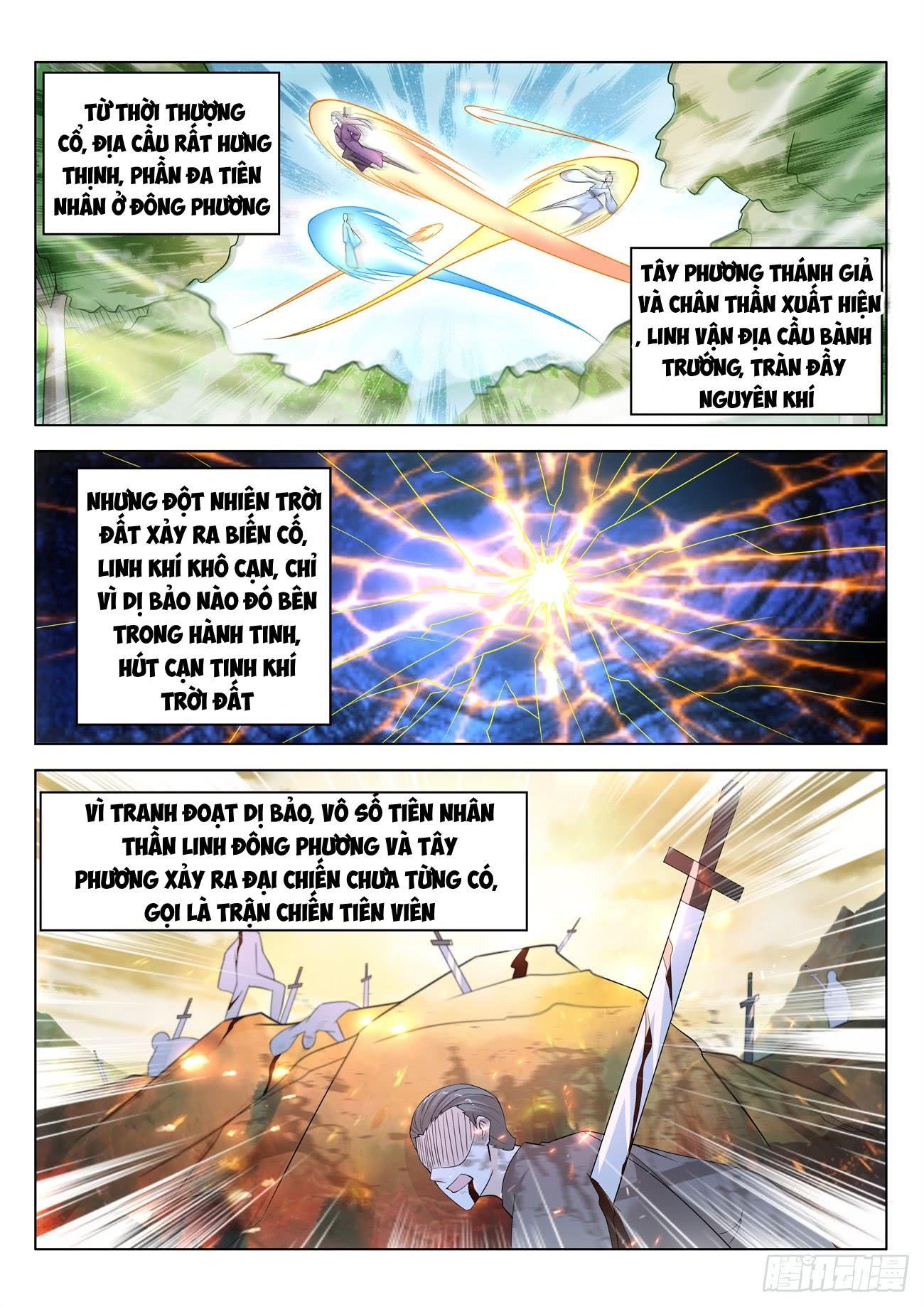 Trọng Sinh Đô Thị Tu Tiên chap 396 - Trang 10