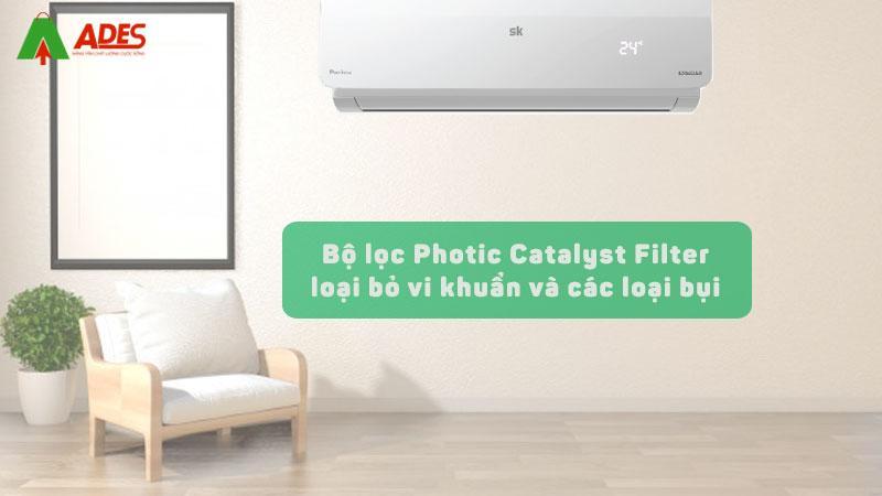 Bo loc Photic Catalyst Filter hien dai