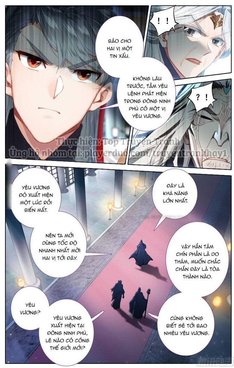 Thương Nguyên Đồ Chapter 37 - Trang 4